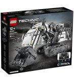 LEGO TECHNIC 42100 LA PELLETEUSE LIEBHERR R 9800