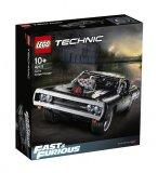 LEGO TECHNIC 42111 LA DODGE CHARGER DE DOM - FAST & FURIOUS