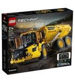 LEGO TECHNIC 42114 LE TOMBEREAU ARTICULE VOLVO 6X6