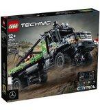 LEGO TECHNIC 42129 LE CAMION D'ESSAI 4X4 MERCEDES-BENS ZETROS