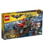 LEGO THE BATMAN MOVIE 70907 LE TOUT-TERRAIN DE KILLER CROC