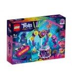 LEGO TROLLS WORLD TOUR 41250 LA SOIREE DANSANTE DE TECHNO ISLAND