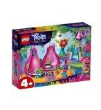 LEGO TROLLS WORLD TOUR 41251 LA CAPSULE DE POPPY