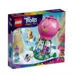 LEGO TROLLS WORLD TOUR 41252 LES AVENTURES EN MONGOLFIERE DE POPPY