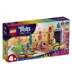 LEGO TROLLS WORLD TOUR 41253 L'AVENTURE EN RADEAU DE MORNEBOURG