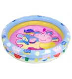 PISCINE GONFLABLE PEPPA PIG 90 CM - PATAUGEOIRE ENFANT