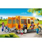 PLAYMOBIL CITY LIFE 9419 BUS SCOLAIRE