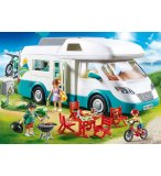PLAYMOBIL FAMILY FUN 70088 FAMILLE ET CAMPING CAR