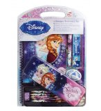 SET PAPETERIE REINE DES NEIGES 12 PIECES - KIT ECRITURE DISNEY