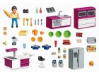 Playmobil city life cuisine avec lot 5582 moins ch re for Cuisine 5582 playmobil