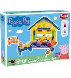 L'ECOLE DE PEPPA - 87 PIECES - PEPPA PIG - PLAYBIG BLOXX - 800057075