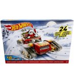 CALENDRIER DE L'AVENT HOT WHEELS - MATTEL - DXH60 - VOITURES