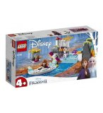 LEGO DISNEY FROZEN II 41165 L'EXPEDITION EN CANOE D'ANNA