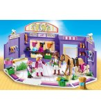 PLAYMOBIL CITY LIFE 9401 BOUTIQUE D'EQUITATION