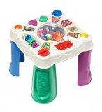 TABLE D'ACTIVITES POP MUSICALE - FISHER PRICE - JEU D'EVEIL